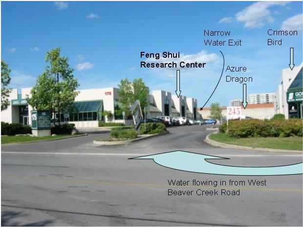 A Központ korábbi épülete Richmond Hillben; forrás: http://www.josephyu.com/FSRC1.jpg