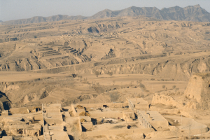 forrás: http://commons.wikimedia.org/wiki/File:Loess_landscape_china.jpg